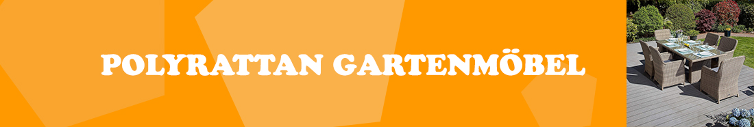 Polyrattan Gartenmöbel